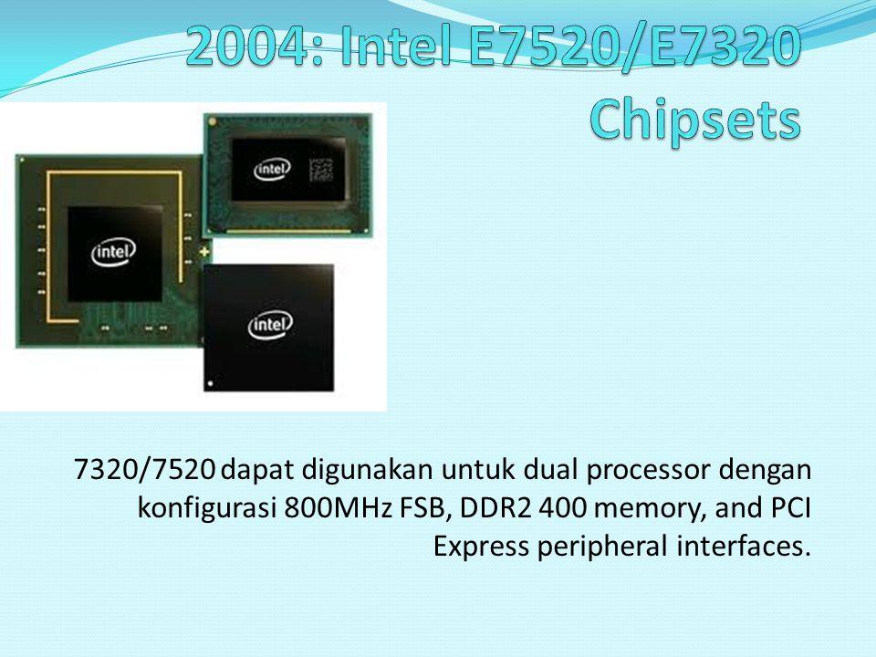 Sebuah processor yang ditujukan untuk pasar pengguna komputer yang menginginkan sesuatu yang lebih dari komputernya, processor ini menggunakan konfigurasi 3.73GHz frequency, 1.066GHz FSB, EM64T, 2MB L2 cache, dan HyperThreading.
