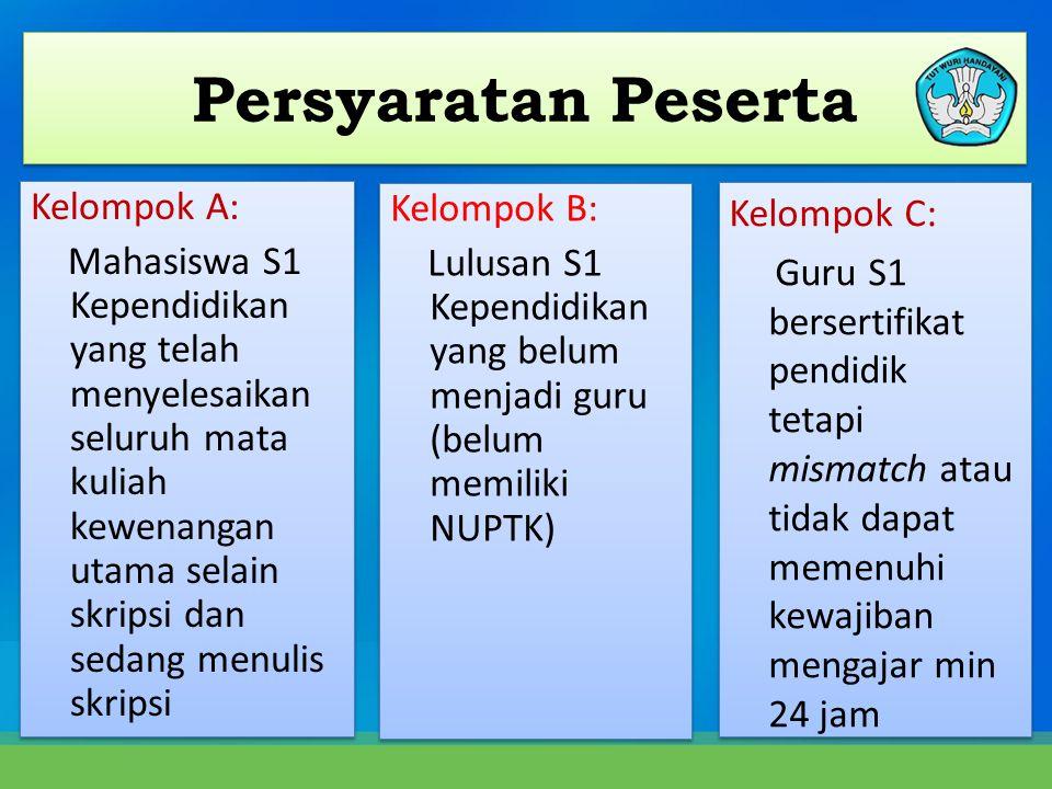 Strategi Implementasi 1.Ditjen Dikti 2. BPSDMP & PMP 3.