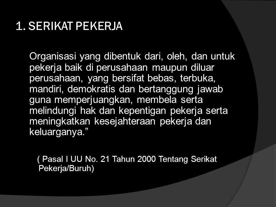 8. Lembaga Penyelesaian Perselisihan hubungan Industrial 9. Proses Penyelesaian Perselisihan Hubungan Industrial 10. Lembaga Biparti 11. Penyelesaian