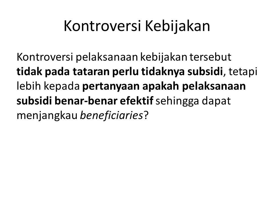 Subsidi : Harapan dan Kenyataan • Dalam sejarah telah tercatat bahwa Bapak Sosiologi dari Timur (Ibn Khaldun) menyebut dibolehkannya harta milik negara (khilafah) diberikan kepada individu rakyat yang menjadi hak Khalifah.