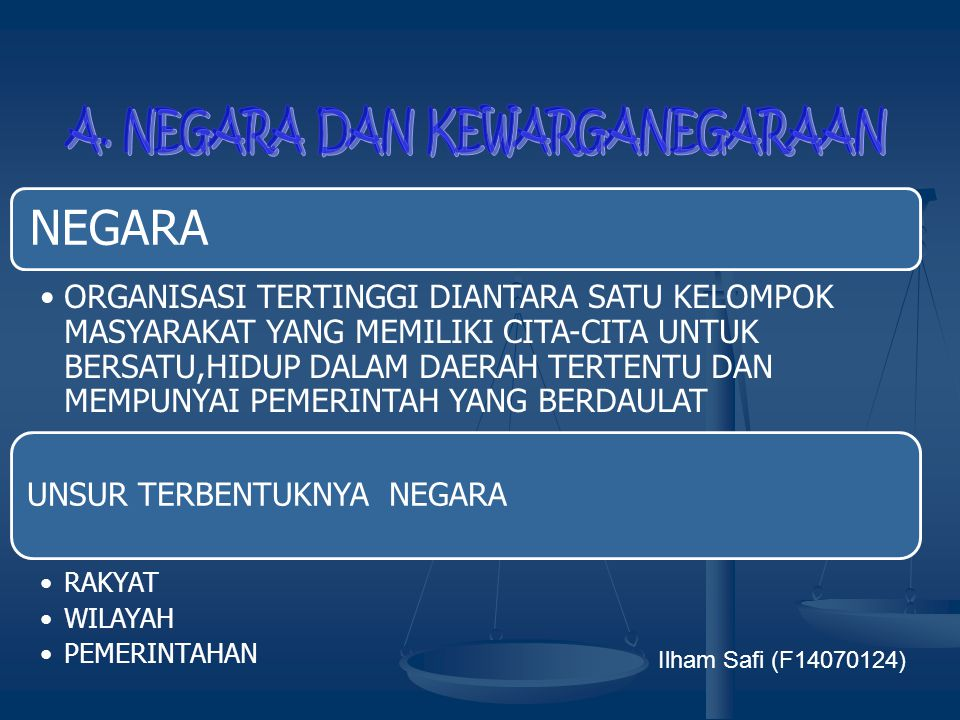 PENGADILAN HAM NASIONAL UU No.26 tahun 2000 tentang pengadilan HAM berlaku asas netro aktif (berlaku surut).