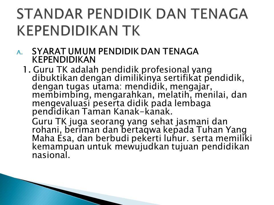 lanjutan  PP No. 13 Tahun 2007 tentang Standar Kepala Sekolah;  Permendiknas No. 16 /2007 tentang Standar Kualifikasi Akademik dan Kompetensi Guru;