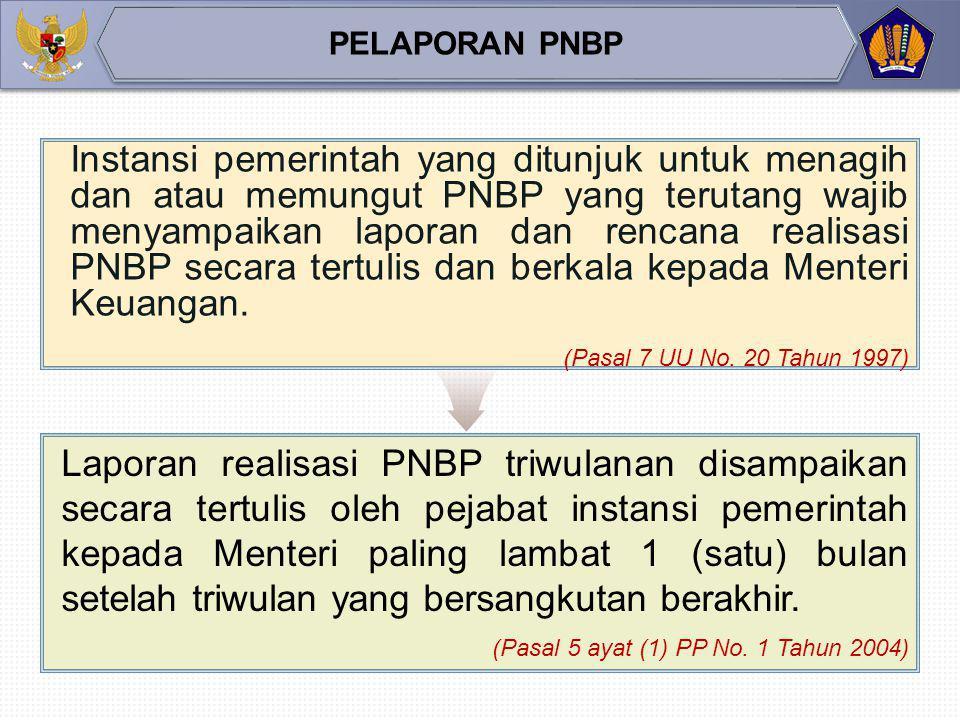 1. Kepala satuan kerja dapat mengajukan permohonan untuk melakukan penyetoran secara berkala atas PNBP yang diterima kepada kepala kantor wilayah dire
