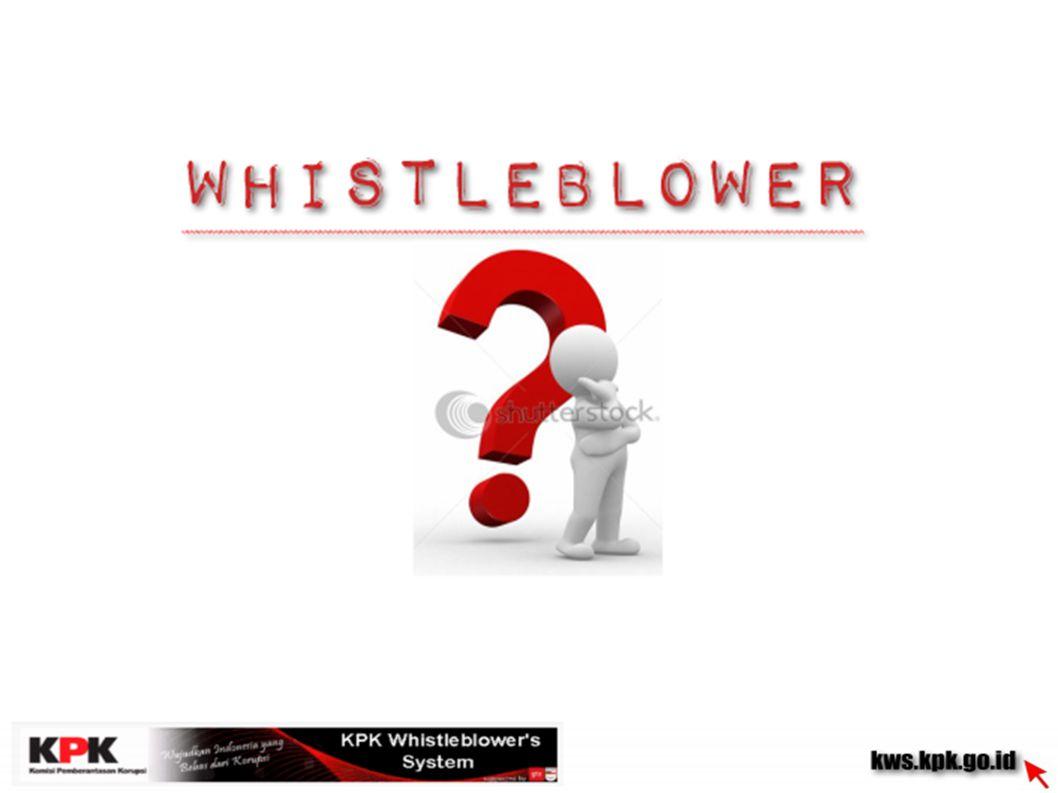 Whistleblower ?