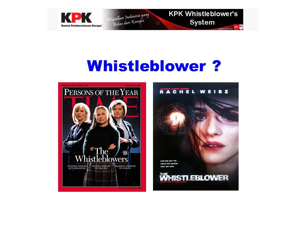 1.Siapakah mereka? 2.Apakah Mereka Whistleblower? 2 3 4 5 6 10 1 9 87