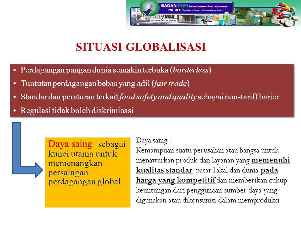 1.Peraturan Pemerintah No 69 / 1999 tentang Label dan Iklan Pangan tidak perlu direvisi, karena sejalan dengan UU No 7 / 1996 Tentang Pangan.