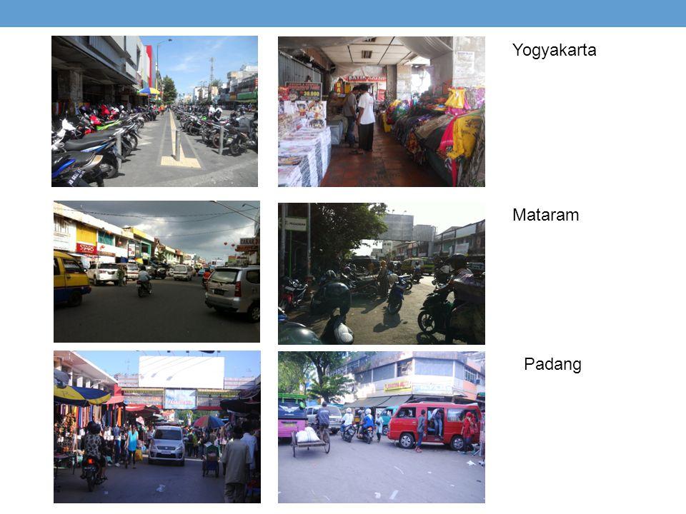 Yogyakarta Mataram Padang