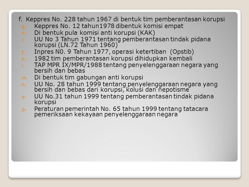 J ELASKAN MAKNA PEMBUKTIAN TERBALIK TERBATAS DAN BERIMBANG Diatur pasal 37 a ( terhadap harta benda yang telah didakwakan), dan 38 b (terhadap harta benda yang belum didakwakan) UU No.