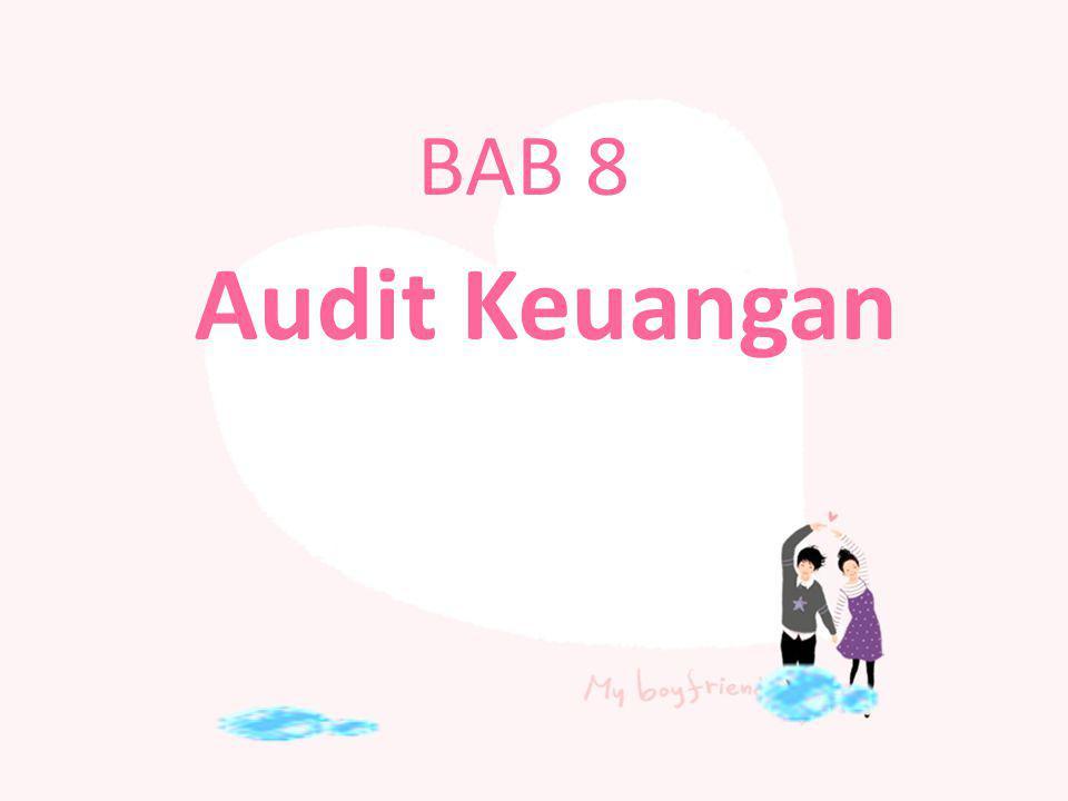 Audit Keuangan BAB 8
