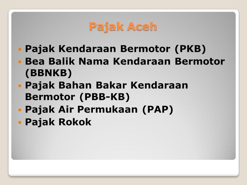 Lain-lain Pendapatan Aceh Yang Sah  Hibah  Dana Darurat  Bagi Hasil Pajak dan dari Pemda Lainnya