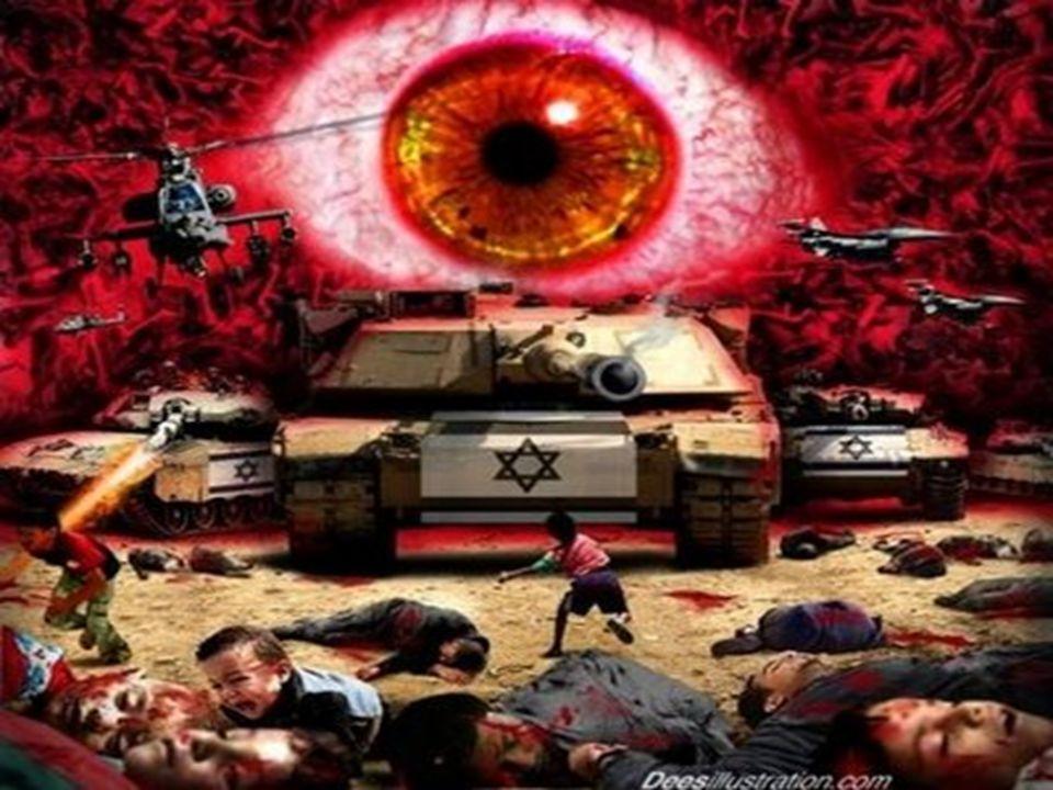 23.Perluasan wilayah Pendudukan dengan melakukan Perang bulan Juni 1967 dengan tambahan wilayah pendudukan Tepi Barat, Jalur Gaza, Sinai dan Dataran Golan 24.Pembantaian Shabra Syatila 18 September 1982 oleh Ariel Sharon mengakibatkan 3297 orang meninggal kebanyakan wanita, anak-anak dan orang tua termasuk 1097 orang meninggal di rumah sakit Gaza, 400 orang meninggal di rumah sakit Uka dan 1800 orang meninggal di rumah-rumah dan gang-gang sempit perkemahan pengungsi akan tetapi AS dan Israel menentang dikeluarkannya kecaman atas peristiwa tersebut dalam Sidang Umum PBB 24 September 1982 25.Pembantaian Haram al-Ibrahimi 25 Pebruari 1994 saat Umat Islam Shalat Jum'at mengakibatkan 60 orang meninggal dan puluhan lainnya luka-luka 26.Penyerbuan Gaza pada tgl.