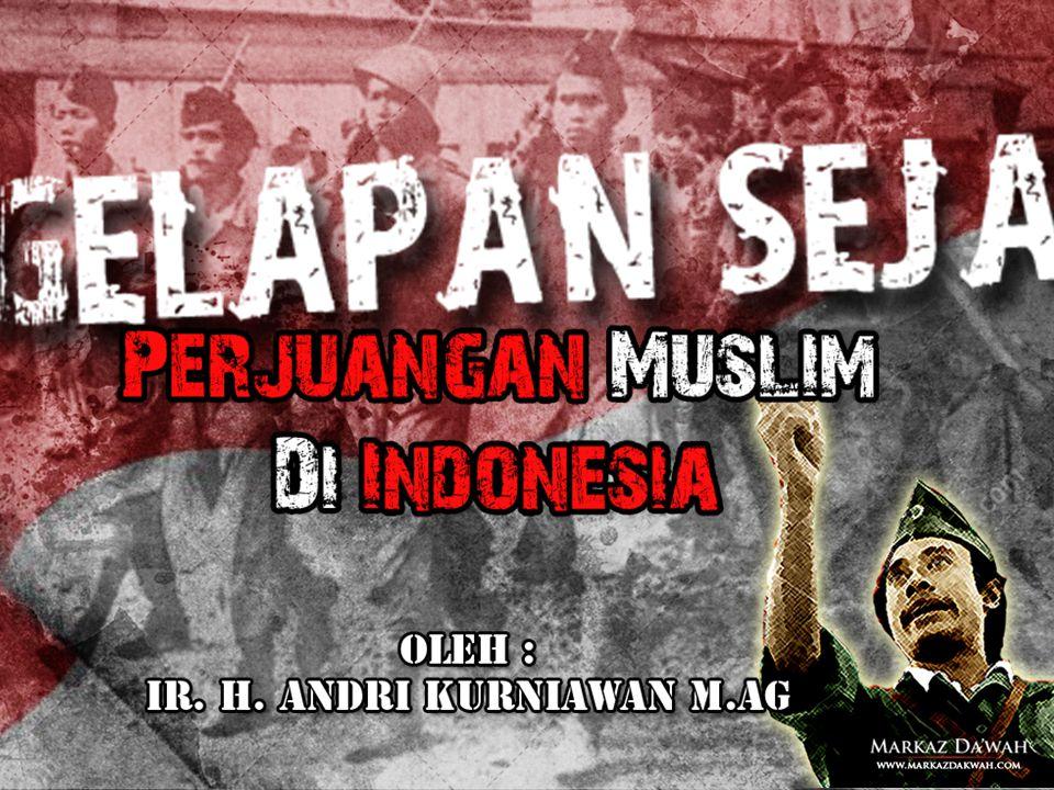  Fatahillah adalah orang pertama yang mengislamkan Jakarta.