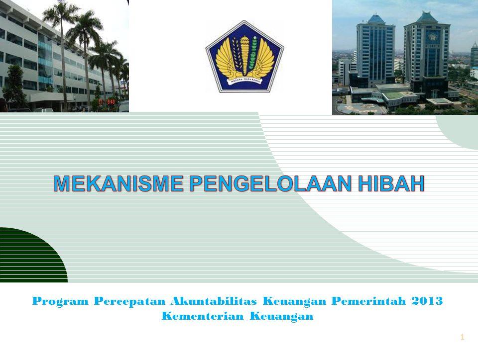 Pengajuan Nomor Register  Pimpinan Lembaga/Satker selaku PA/Kuasa PA mengajukan permohonan nomor register ke DJPU c.q.