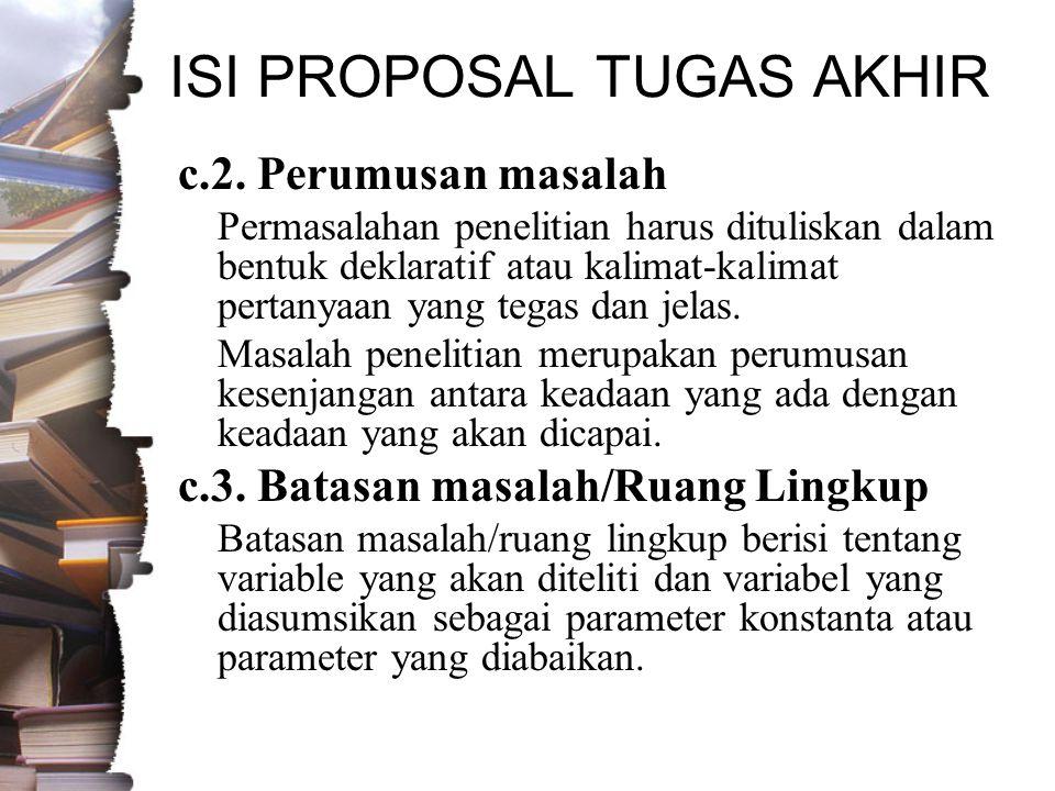 ISI PROPOSAL TUGAS AKHIR c.2.