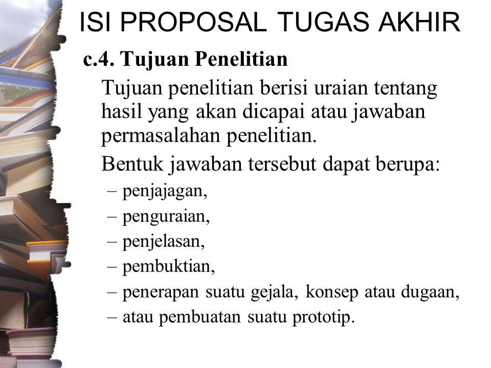 ISI PROPOSAL TUGAS AKHIR c.4.