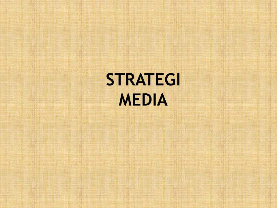 STRATEGI MEDIA