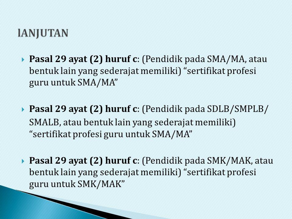 1.Pasal 3 ayat (2): Pengelolaan pendidikan agama dilaksanakan oleh Menteri Agama 2.