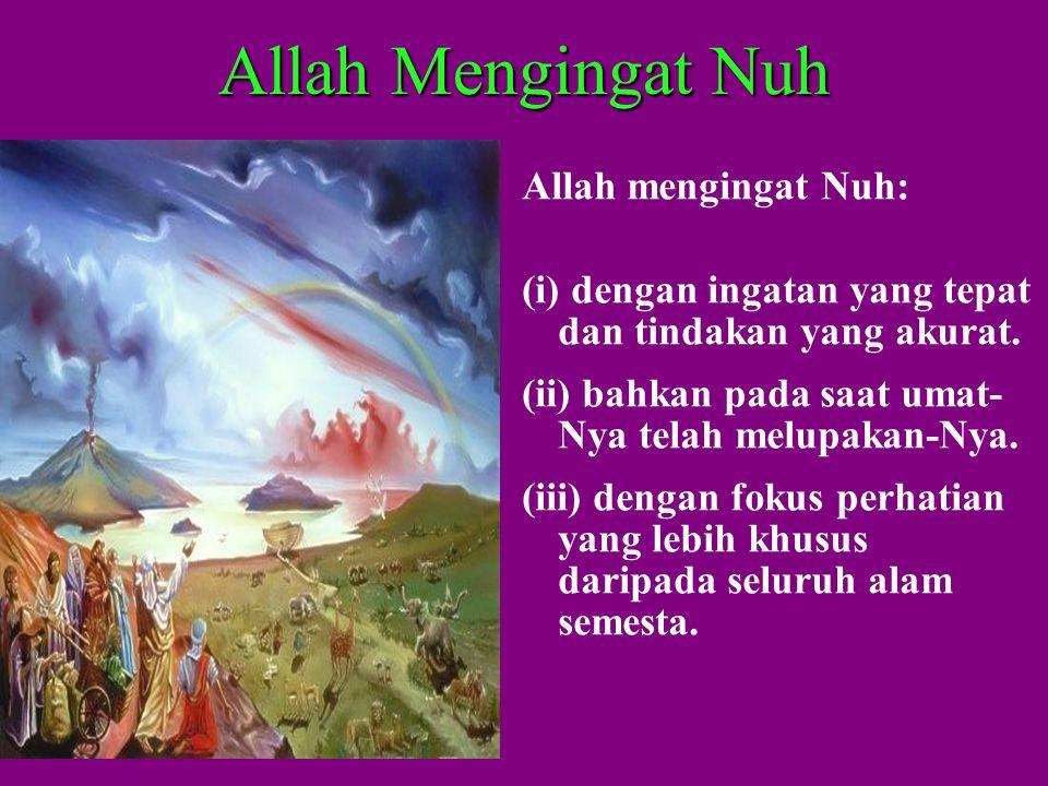 Allah Mengingat Abraham Allah Mengingat Abraham (Kejadian 19:29)