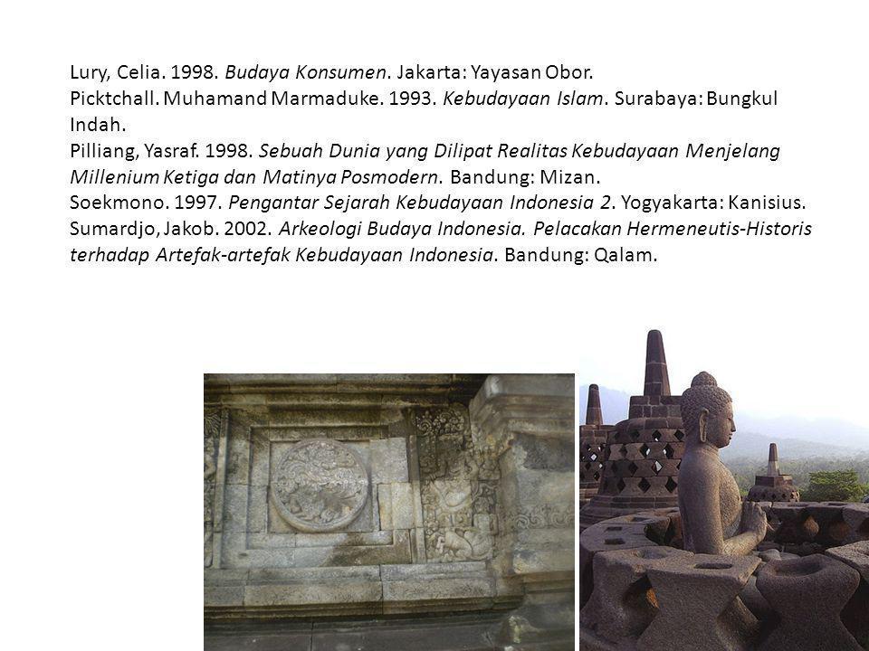 Lury, Celia.1998. Budaya Konsumen. Jakarta: Yayasan Obor.
