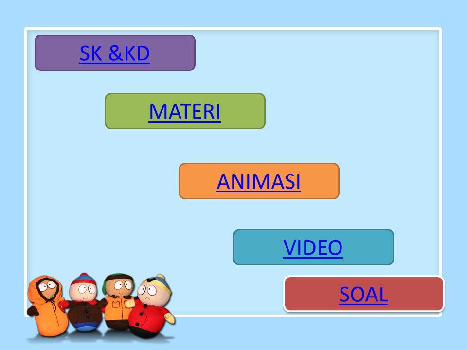 SK &KD ANIMASI MATERI VIDEO SOAL