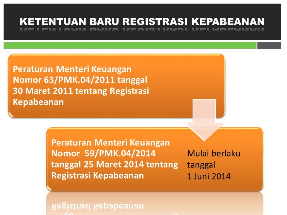 Mulai berlaku tanggal 1 Juni 2014