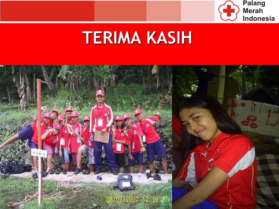 SPIDER WEB Gerakan Kepalangmerahan Donor Darah Kesiapsiagaan Bencana Kesehatan Remaja Sanitasi & Kesehatan Pertolongan Pertama Kepemimpinan