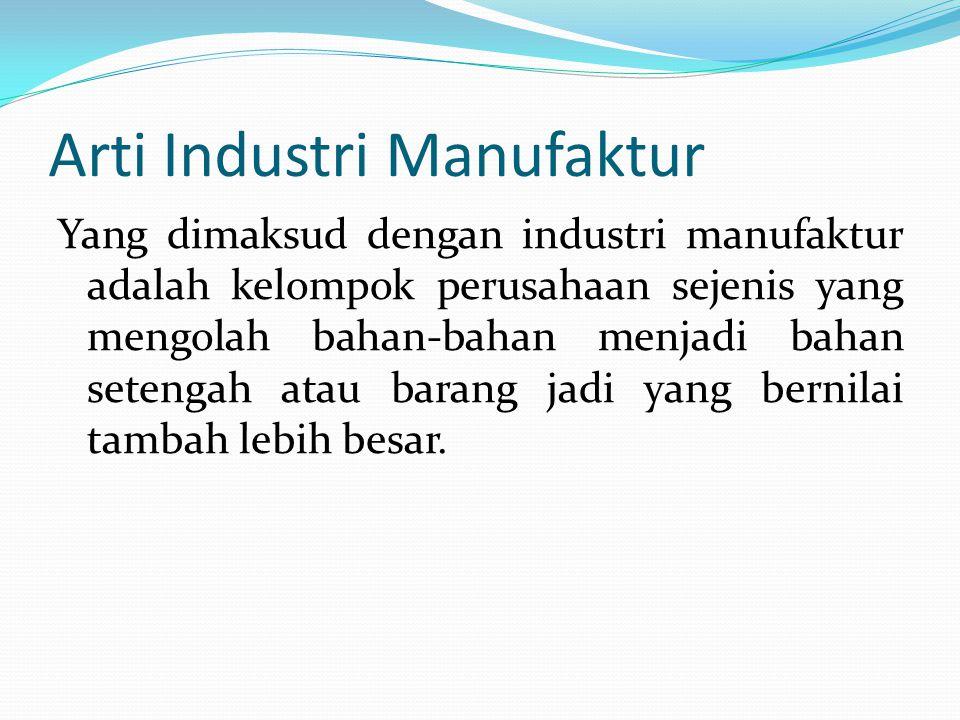 Kegiatan Manufaktur Kegiatan manufaktur dapat dilakukan oleh perorangan maupun oleh perusahaan. Jika kegiatan manufaktur dilakukan oleh perorangan, or