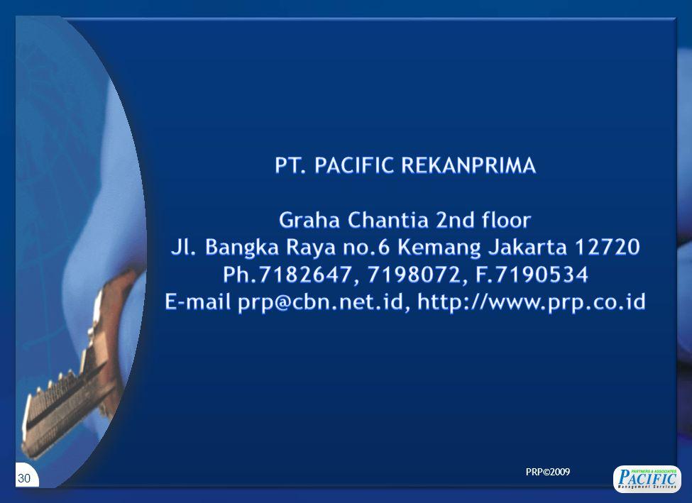 30 PRP©2009