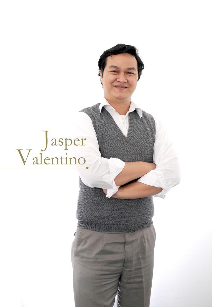 Perkenalkan, nama saya Jasper Valentino.Saya dilahirkan di Jakarta, pada 14 Februari 1980.