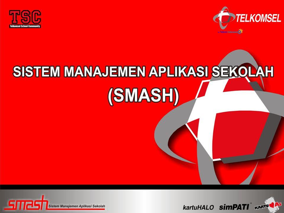 SMASH Sistem Manajemen Aplikasi Sekolah PT Siap Technovation Unggul www.siaptechnovation.com