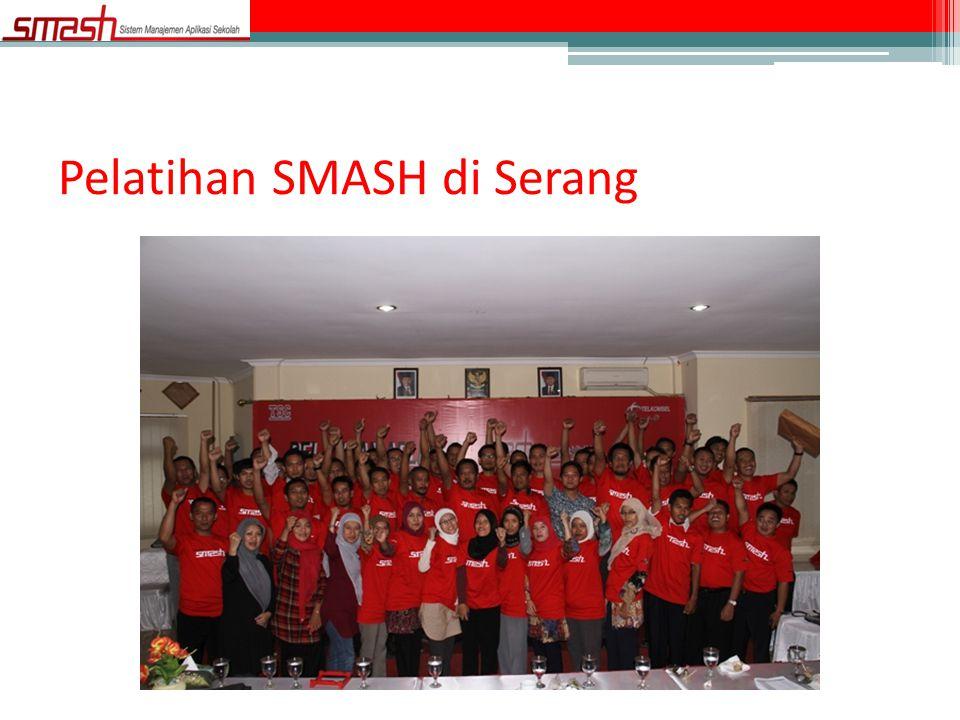 Pelatihan SMASH di Serang