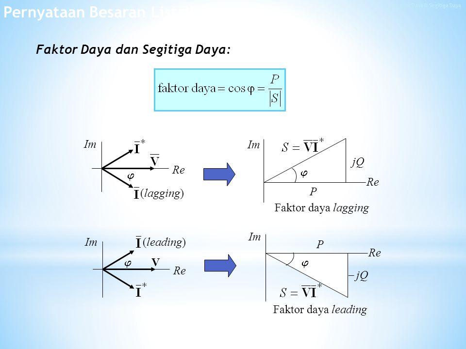 Uraian fasor yang tak seimbang ke dalam komponen- komponen simetris dengan menggunakan operator a Urutan nol Urutan positif Urutan negatif Im Re 120 o Im 120 o Im Re Komponen Simetris
