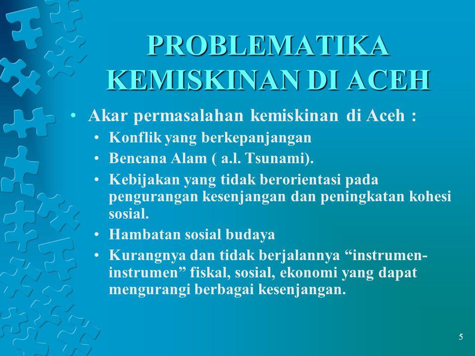 16 •Kelembagaan : •Memperkuat kelembagaan Tim Koordinasi Penanggulangan Kemiskinan (TKPK) dan daerah (TKPKD) dalam proses penyusunan, pelaksanaan dan pengawasan kebijakan dan program penanggulangan kemiskinan.