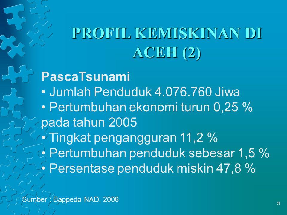 9 ARAH PENGENTASAN KEMISKINAN •Pengurangan dan pengentasan kemiskinan merupakan bagian dari upaya Pencapaian MDGs, Peningkatan Kesejahteraan Rakyat dalam Kerangka Pembangunan Manusia (Human Development).