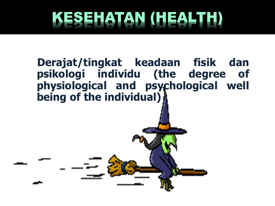 Adalah sumber bahaya potensial yang dapat menyebabkan kerusakan (harm).