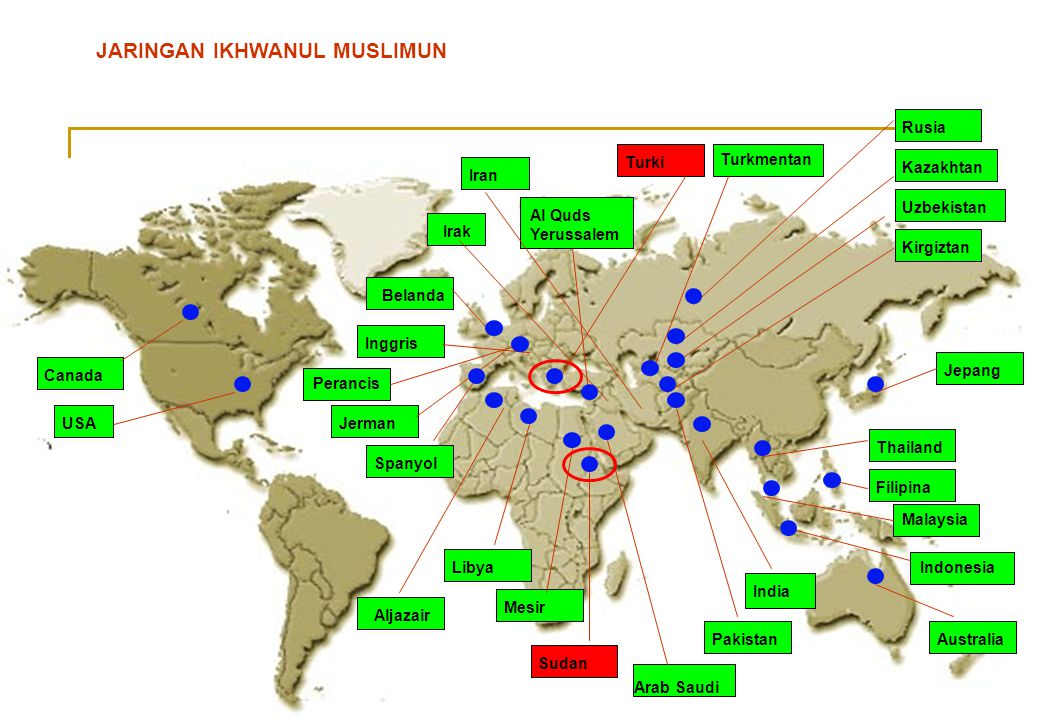 GERAKAN SYIAH  Jaringan Syiah internasional sekarang ini terbagi dalam dua wilayah.
