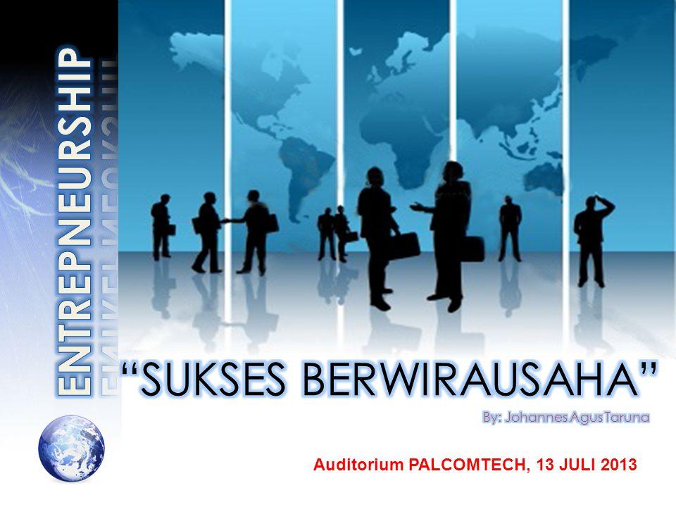 Auditorium PALCOMTECH, 13 JULI 2013