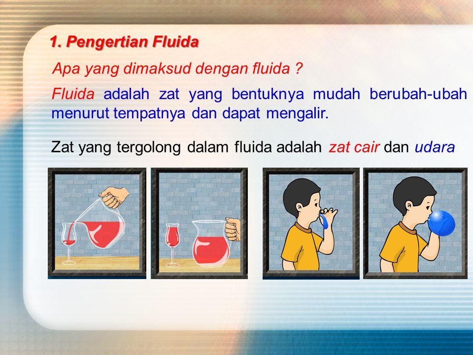 Apa yang dimaksud dengan fluida .