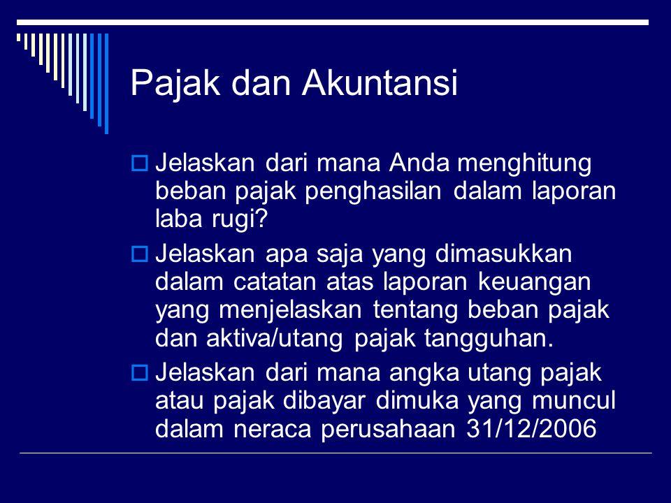 SISTEM PAJAK DI INDONESIA Dwi Martani