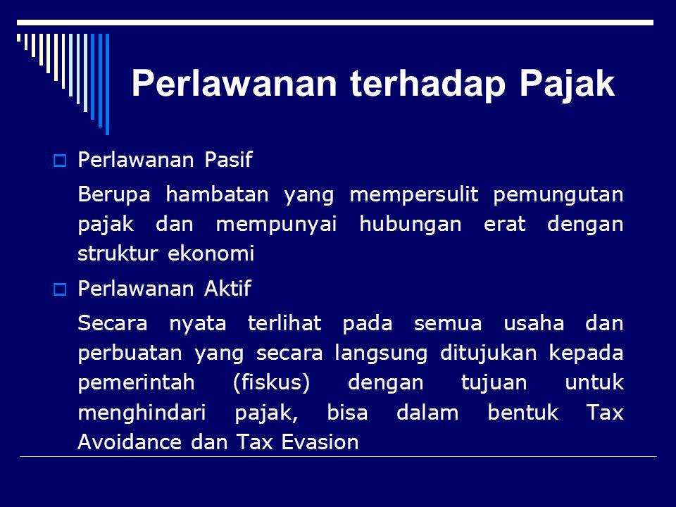 Jenis Pajak berdasarkan Sifat PPajak Subjektif Yaitu pajak yang berpangkal atau berdasarkan pada subjeknya, dalam arti memperhatikan keadaan diri Wa