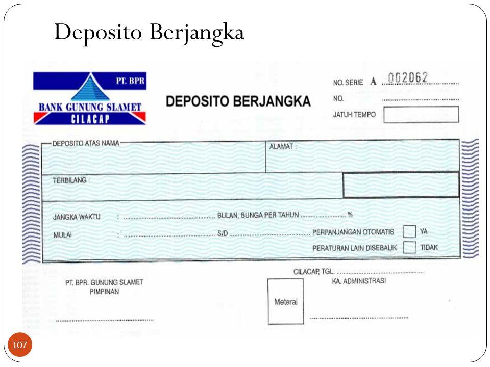 Deposito Berjangka 107