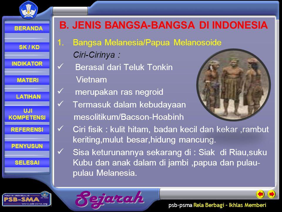 psb-psma Rela Berbagi – Ikhlas Memberi REFERENSI LATIHAN MATERI PENYUSUN INDIKATOR SK / KD UJI KOMPETENSI BERANDA SELESAI LATIHAN 3 : Teknik Pembuatan Logam di Indonesia.