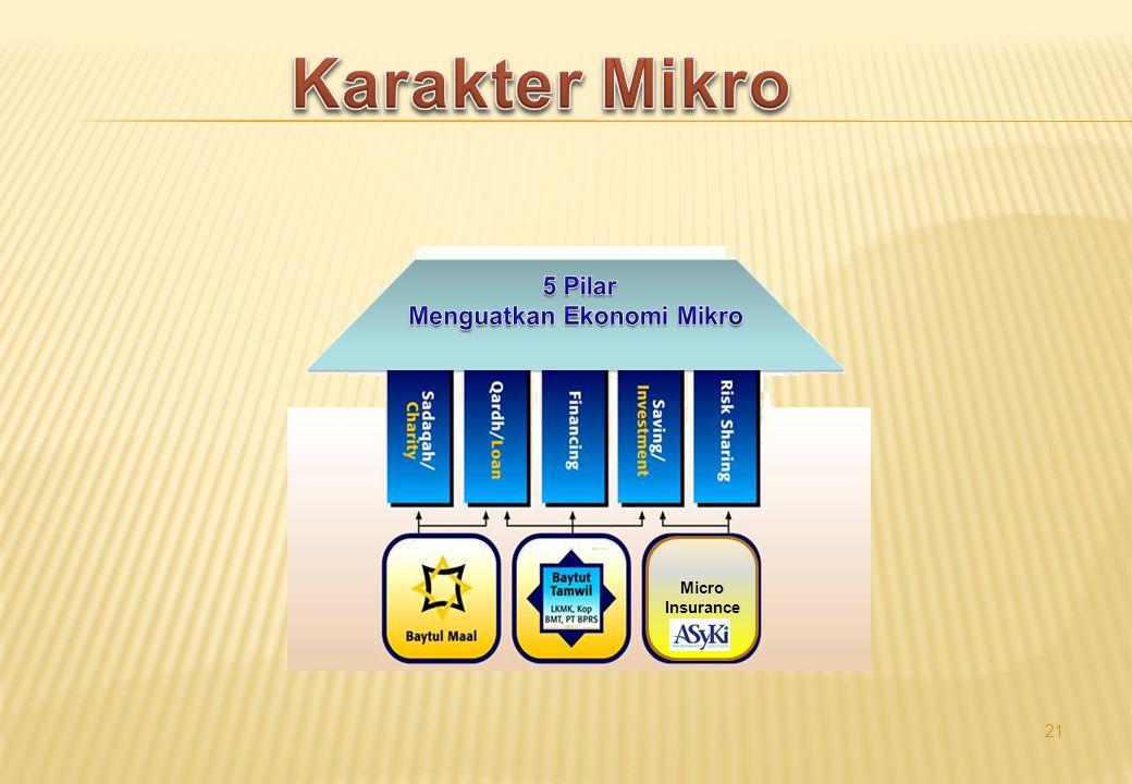 21 Micro Insurance