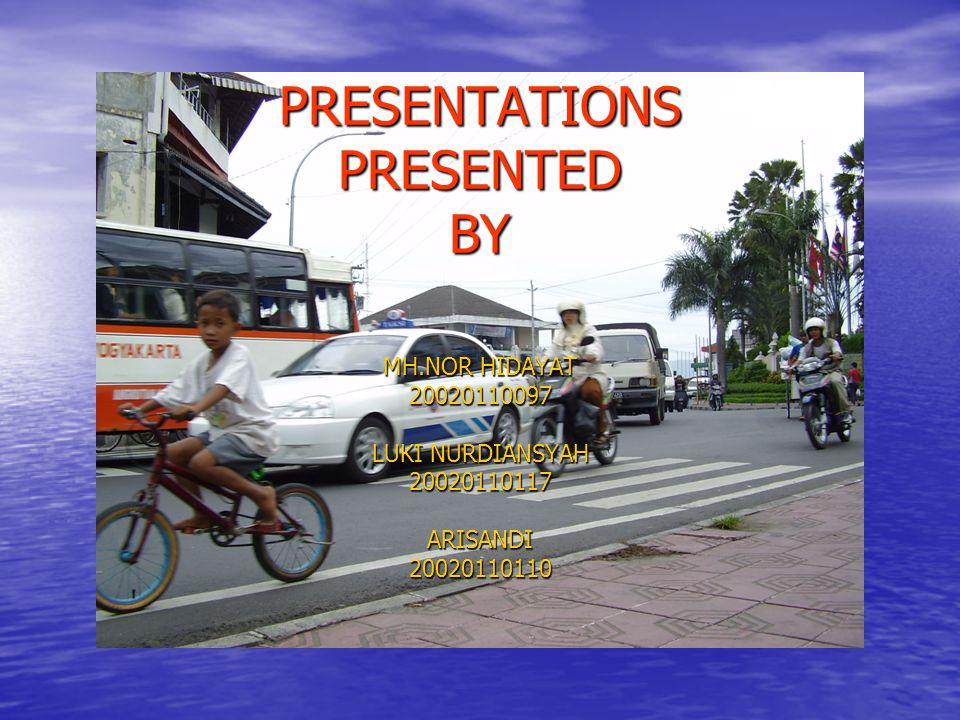 Analisis terhadap Lalu lintas Harian Rata-rata di Jalan Mataram – yogyakarta