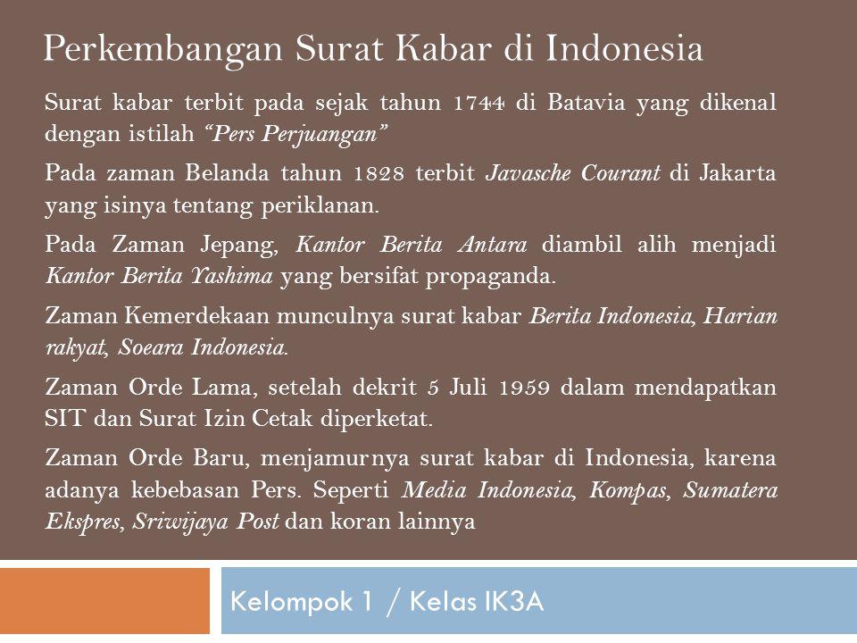 1.to Inform (informasi) 2. to Educate (pendidikan) 3.