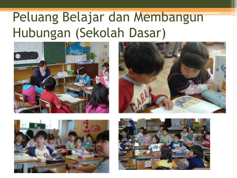 Peluang Belajar dan Membangun Hubungan (Sekolah Dasar)