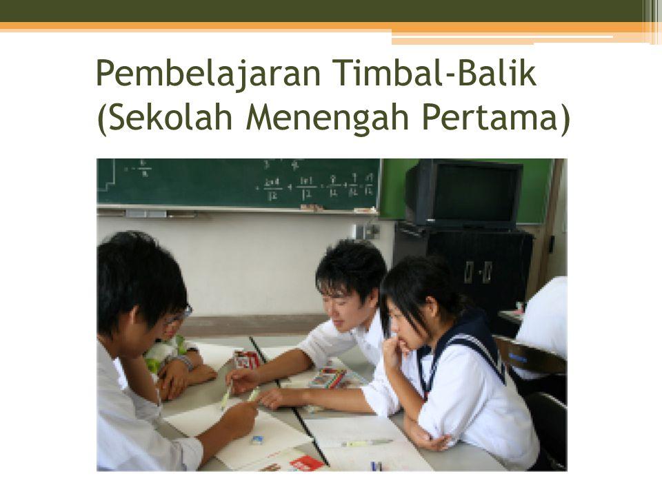 Pembelajaran Timbal-Balik (Sekolah Menengah Pertama)