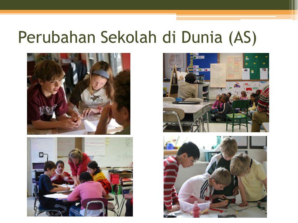 Perubahan Sekolah di Dunia (AS)