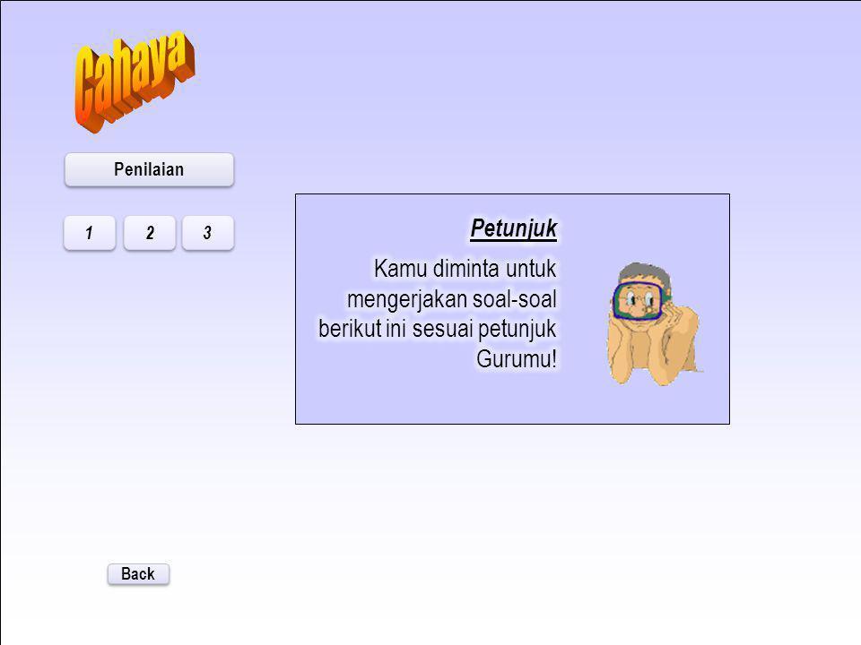 Soal Latihan back Kamu Salah, Nak!