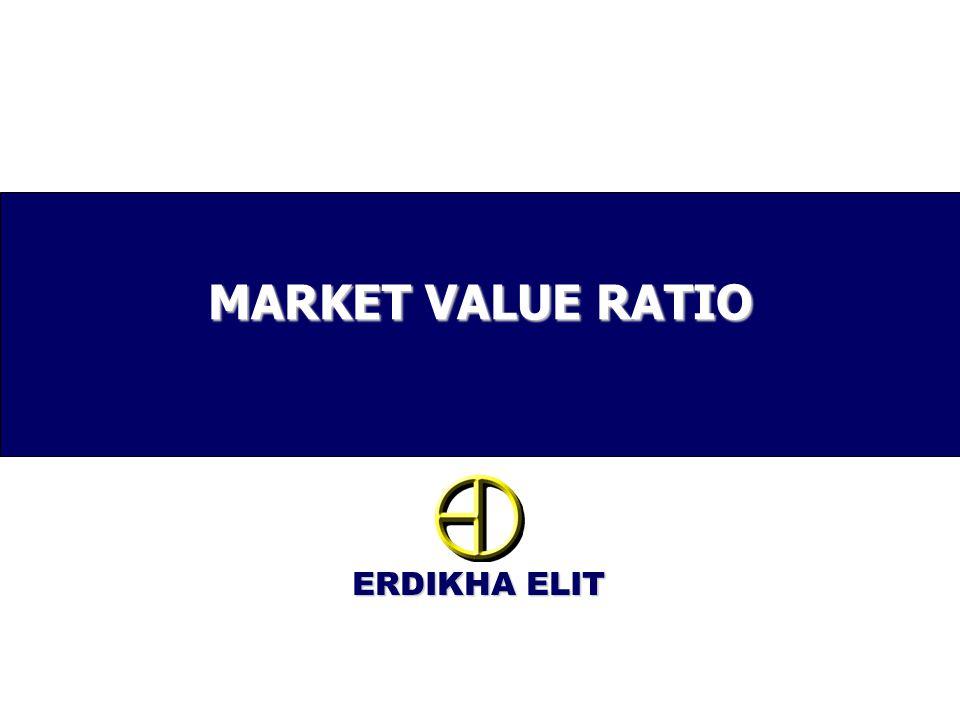 ERDIKHA ELIT MARKET VALUE RATIO